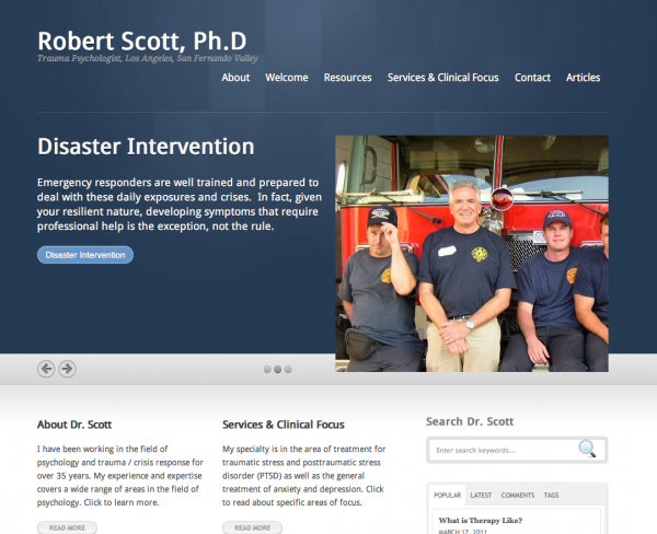 Websites for Psychologists