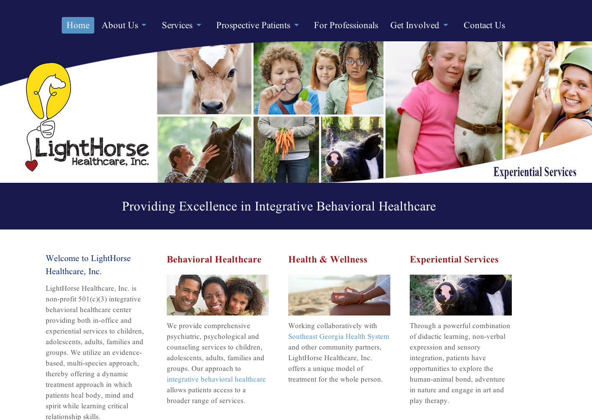 Lighthorse.org website